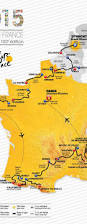 Tour De France Route Map by Tour De France Bicycle Race French Moments