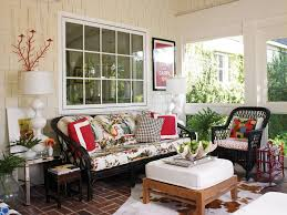 Screened Porch Makeover by Front Porch Decorating Ideas Zamp Co