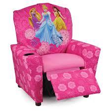disney princesses kids recliner walmart com
