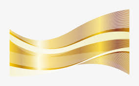 gold ribbons gradient vector bright gold ribbons vector bright gold shiny