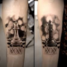 45 cute king and queen tattoo for couples page 3 of 3 buzz 2017