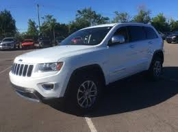 2014 blue jeep grand cherokee 2014 jeep grand cherokee limited 4x4 limited 4dr suv for sale in