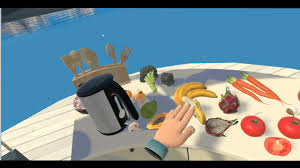 the kitchen english learning vr youtube
