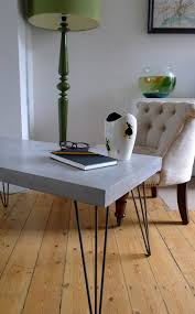 Diy Wood Desk by Furniture Accessories Wood Desk With Hairpin Gold Leg Feat