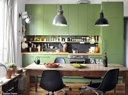 meuble cuisine vert meuble cuisine vert deco cuisine verte meuble