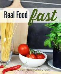 real food on the go 10 minute meal ideas