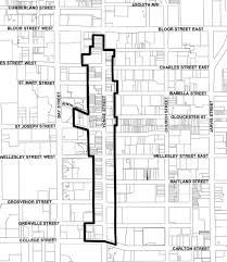Map Of Toronto Understanding Toronto U0027s Heritage Conservation Districts Urban