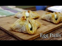puff sheets egg puffs pastry recipe puff pastry recipe indian tea snacks