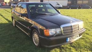 1990 mercedes 190e 2 5 16 cosworth coys of kensington