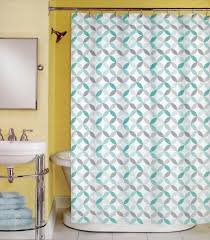 19 best shower curtains images on pinterest aqua fabric shower