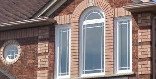 northshield vinyl custom shaped windows