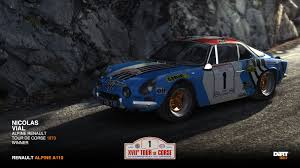 renault alpine a110 rally renault alpine a110 1973 nicolas racedepartment