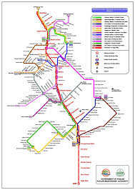 Smart Bus Route Map by New Feeder Routes For Metro Tns The News On Sunday