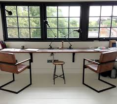 Industrial Office Desks Industrial Style Office Furniture Crafts Home