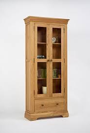 solid oak widescreen tv cabinet emodomo