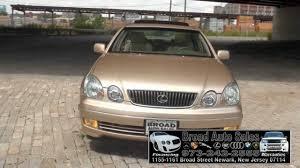 lexus gs430 gas mileage 2001 2003 lexus gs300 navigation mark levinson test drive u0026 review