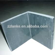 Plastic Template Sheets Lanke Foam Pvc Plastic Concrete Sheets Formworks Panel Board