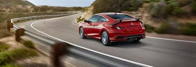 honda civic 2017 coupe 2017 honda civic si coupe and sedan consumer reports