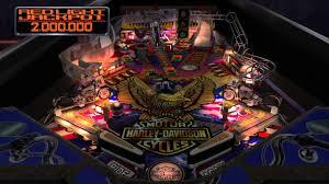 pinball arcade ps4 harley davidson 3rd edition by sega stern