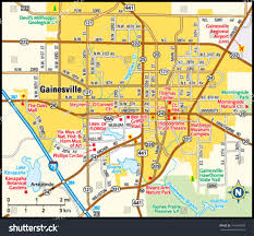 Map Of Gainesville Florida by Alachua County The Florida Memory Blog Detailed Map Of Florida