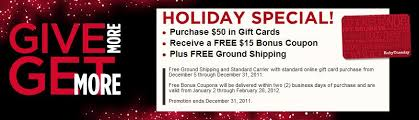ruby tuesday gift card promotion family finds fun