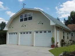 gambrel roof garages regency garages chicago garage builder garage construction