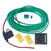 self switching smart split charge relay for towbar electrics
