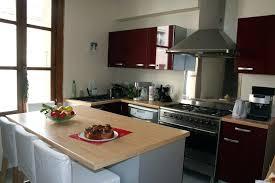 cuisine avec piano de cuisson cuisine equipee avec piano de cuisson cuisine equipee traditionnelle
