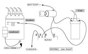 electronic ignition module kit k2543