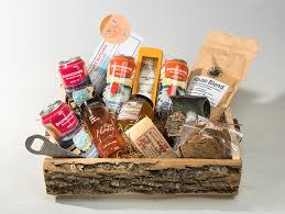 local gift baskets boonejour gift baskets featuring local products