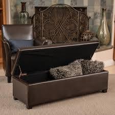 Brown Storage Ottoman Brown Storage Ottoman U2013 Furniture Favourites