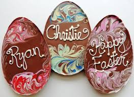 personalized easter eggs personalized chocolate easter eggs happy easter 2017