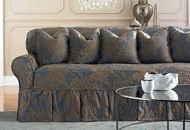 Sure Fit White Sofa Slipcover Stunning Sure Fit Sofa Slipcovers With Sure Fit Category