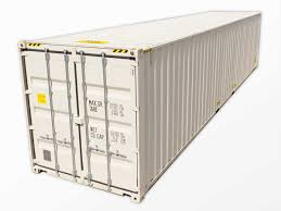 40 ft high cube double door shipping containers for sale new