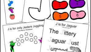 letter j alphabet activities for kids roaming rosie