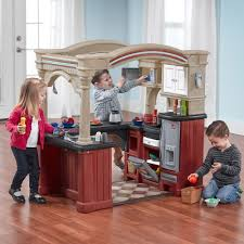 the step2 grand walk in kitchen will turn your toddler s playroom the step2 grand walk in kitchen will turn your toddler s playroom or bedroom will turn