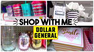 shop with me dollar general home decor brand names for cheap