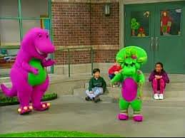 Barney And The Backyard Gang Cast You Can Do It Episode Barney Wiki Fandom Powered By Wikia
