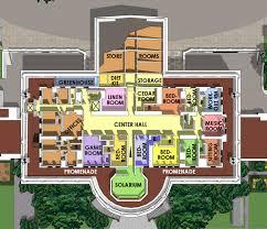 floor plan for the white house third floor white house museum