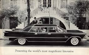 chrysler imperial concept a crown imperial limousine fit for a queen the truth about cars