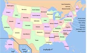 map of usa west coast us map west coast cities longitude latitude map of usa states west