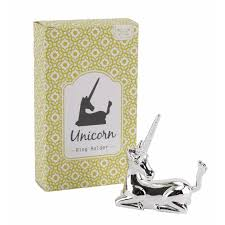 silver unicorn ring holder images Ring holders xanber young ltd jpg