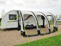 Air Awning Reviews Prima Deluxe 390 Practical Caravan