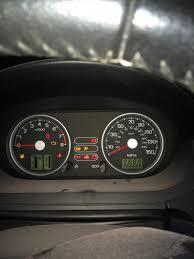2010 ford fusion dash lights red flashing car and lock symbol on my dash ford fiesta mk6