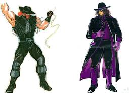 Wwe Undertaker Halloween Costume 19 Rare Wwe Concept Designs Undertaker