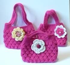purse gift bags let s create crochet gift card holders small gift bags