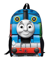 cartoon backpack thomas friends backpack boy thomas