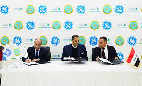 ge trade bank of iraq and standard chartered bank sign financing