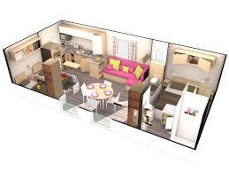 mobil home 4 chambres mobil home 4 chambres mobil home haut de gamme neuf maison bois