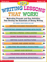 Creative Writing Prompts For Kids Worksheets Amazon Com 50 Writing Lessons That Work Motivating Prompts And